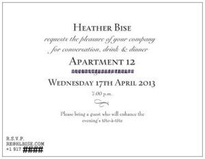 Invite April 17