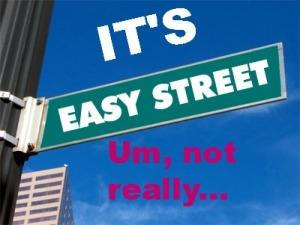 IT'S EASY STREET